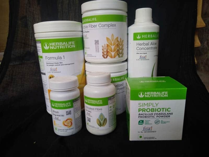 Collagen herbalife