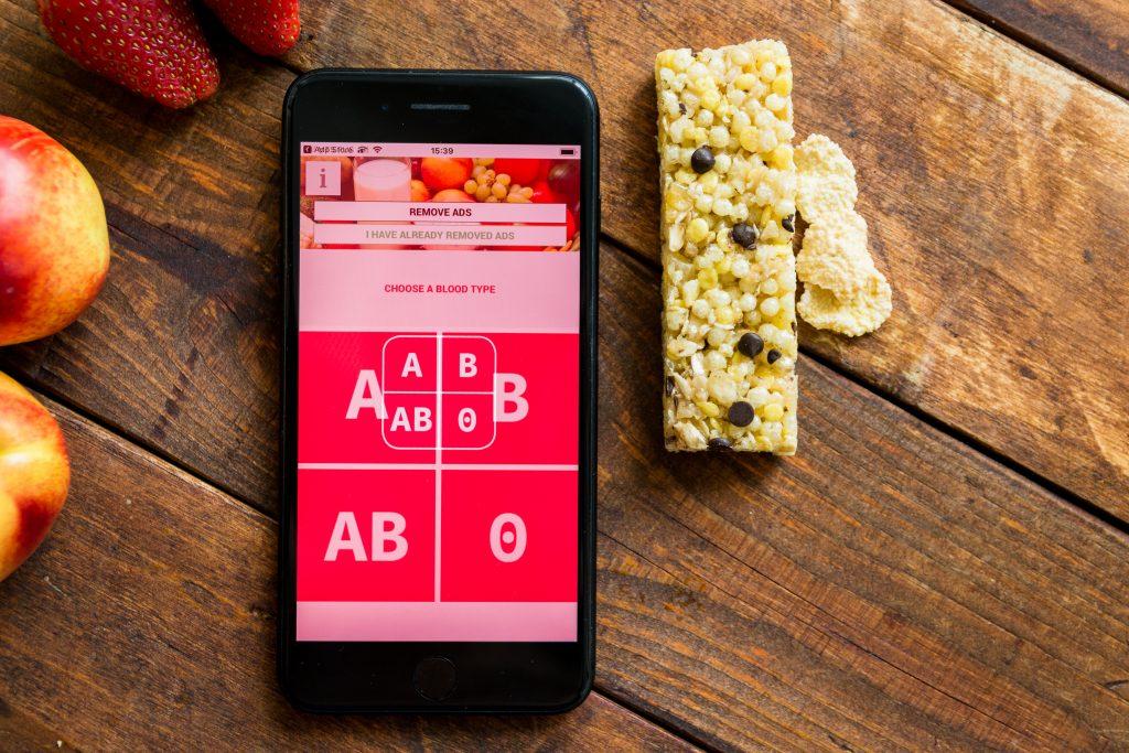 Dijeta po krvnim grupama