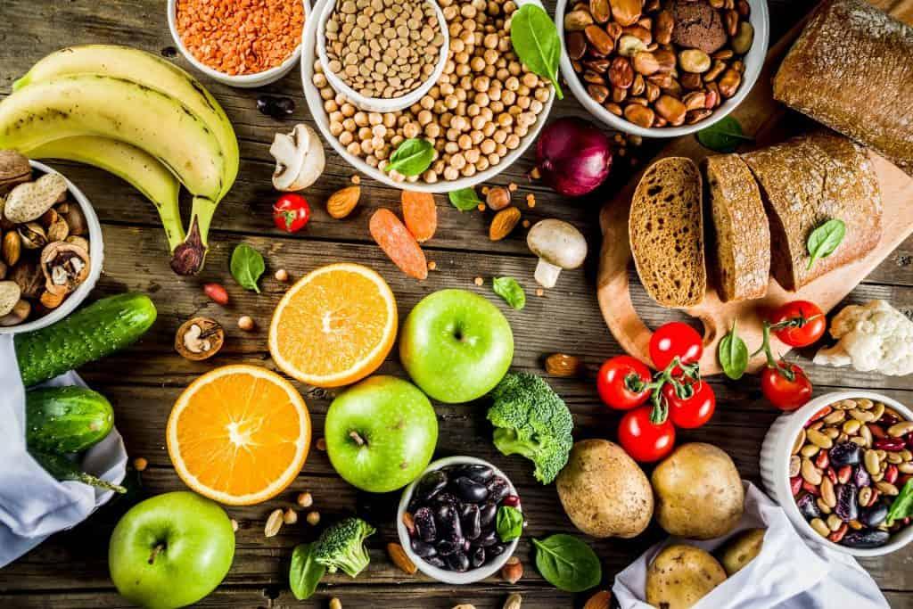 Hrana bogata ugljikohidratima