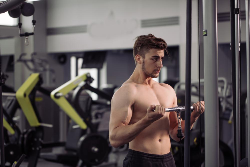 Kako dobiti mišićnu masu