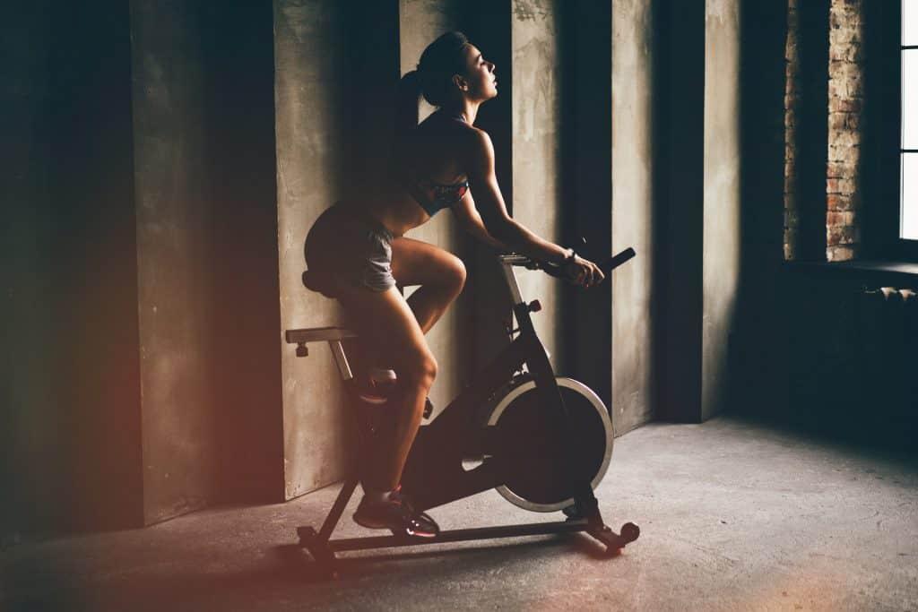 Spinning trening