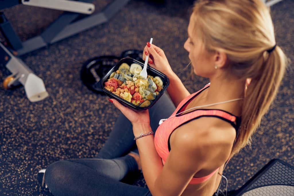 Što jesti nakon treninga