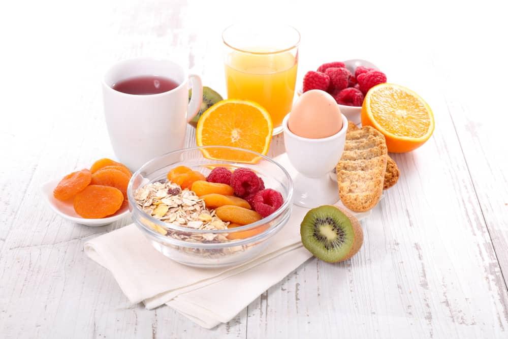 Što jesti za dorucak