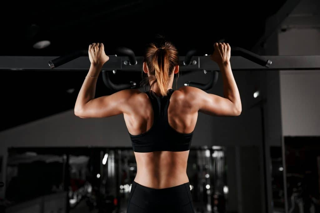 Trening za leđa