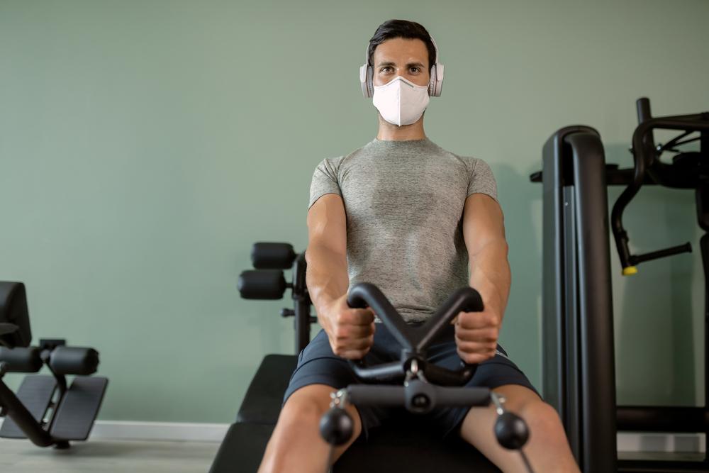 Vježbe u teretani