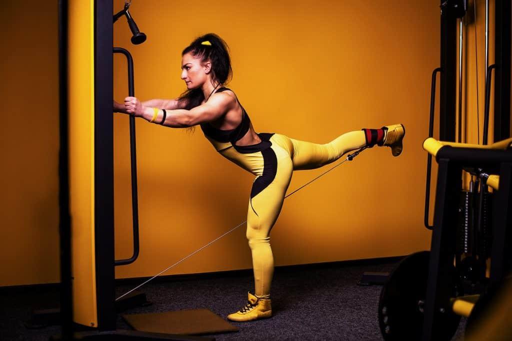 Vježbe za guzu