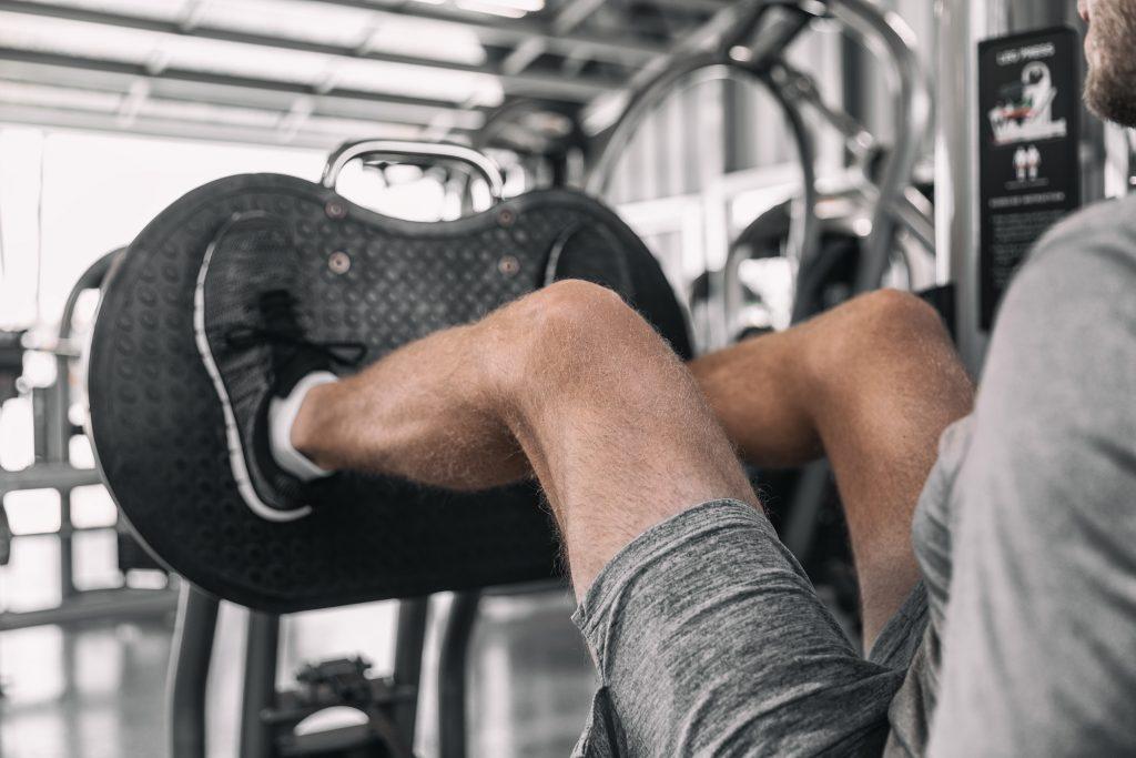 Vježbe za jačanje mišića nogu